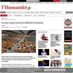 Le prix à payer pour les milliards d'Amazon