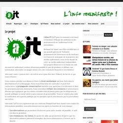 Le projet : l'AlterJT