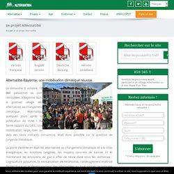 Le projet Alternatiba - Alternatiba