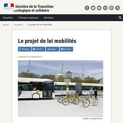 3-Le projet de loi mobilités