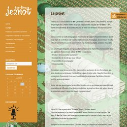 Le projet – écolieu Jeanot