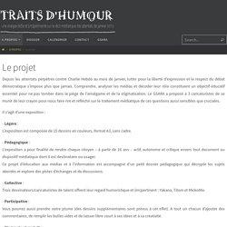 TRAITS D'HUMOUR
