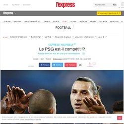 Le PSG est-il compétitif?