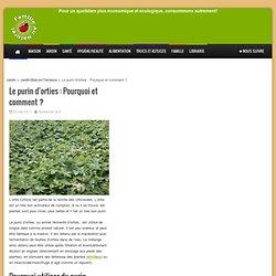 Traitement maladies pearltrees - Comment utiliser le purin d ortie ...