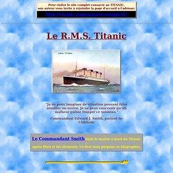 Le R.M.S. Titanic