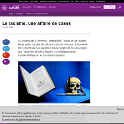 Le racisme, une affaire de cases