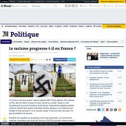 Le racisme progresse-t-il en France ?