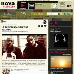 Le rap français en 1996 : Mixtape