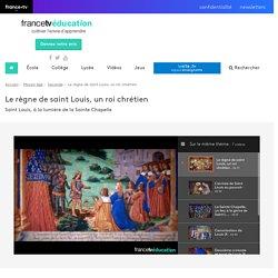 Le règne de Louis IX, un roi chrétien