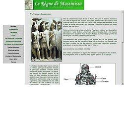 Le règne de Massinissa en Numidie