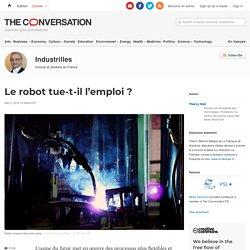 Le robot tue-t-il l'emploi ?