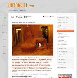 Le Rocket Stove