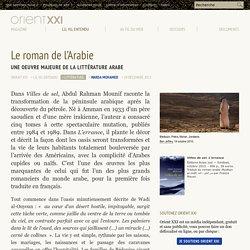 Le roman de l'Arabie