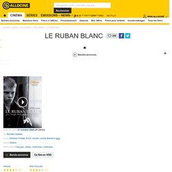 Le Ruban blanc - film 2009