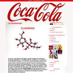 Le Saccharose - Coca-Cola