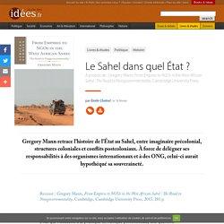 Le Sahel dans quel État
