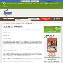 LE SALAR D'UYUNI
