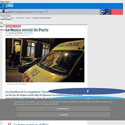 Le Samu social de Paris
