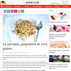 Le sarrasin, polyvalent et sans gluten
