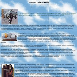 Le second radar (l'OSF)