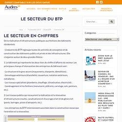 Le secteur du BTP -