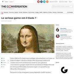 Le serious game est-il Dada?