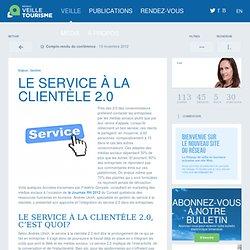 » Le service à la clientèle 2.0
