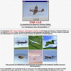 Le simulateur de vol FMS