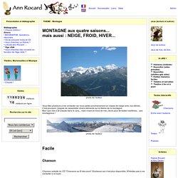Le site de Ann Rocard