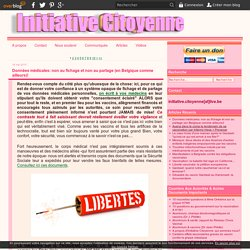 Le blog de Initiative Citoyenne