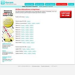Le site officiel du Garam
