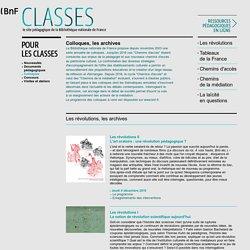 BNF - Le site pédagogique