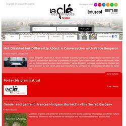 Le site ressource des anglicistes