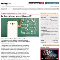 Le Smartphone, un outil éducatif?