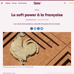 article sur le soft power français