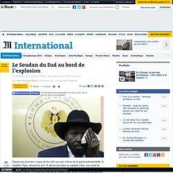 Le Soudan du Sud au bord de l'explosion
