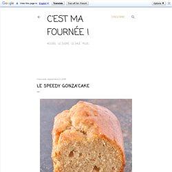 Le Speedy Gonza'Cake