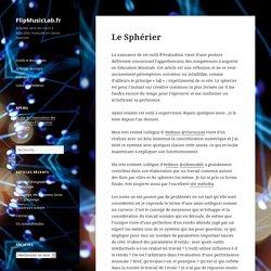 Le Sphérier – FlipMusicLab.fr