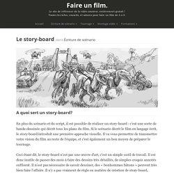 Le story-board