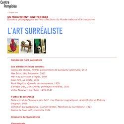 Centre POMPIDOU - Le Surréalisme