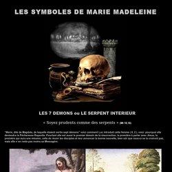 Le symbolisme de Marie Madeleine