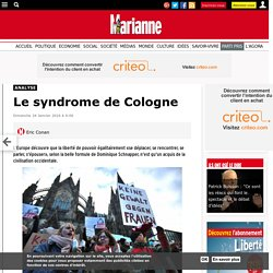 Le syndrome de Cologne