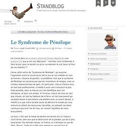 Le Syndrome de Pénélope