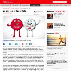 Le système Coca-Cola : Coca-Cola Maroc
