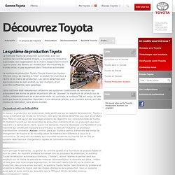 Le système de production Toyota