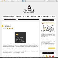 Le tadelakt - Animelie - Le blog