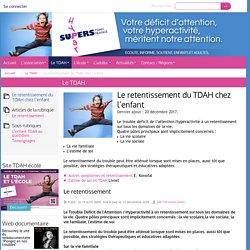 Le TDAH de l'enfant - TDAH France