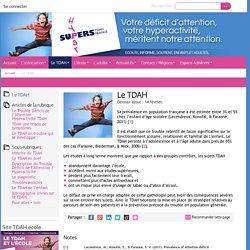 Le TDAH - TDAH France