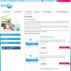 Le TEST-AIR - Test Air