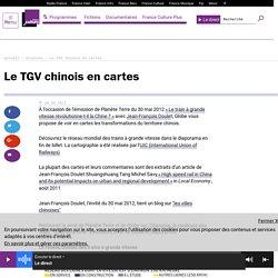 Le TGV chinois en cartes - Globe